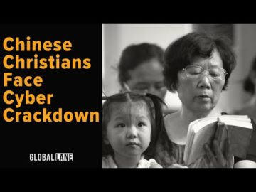 China's Cyber Crackdown on Christians | Where in the World