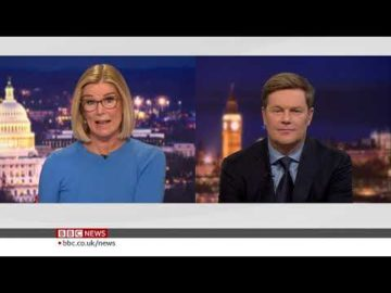BBC News, with Katty and Christian Monday 10th May 2021