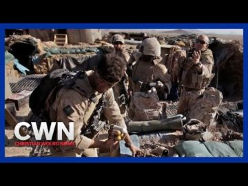 Christian World News - The Future for Afghanistan's Christians - May 7, 2021